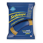 Sellotape® Original Golden Tape
