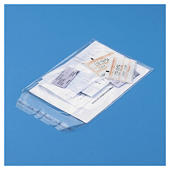 Selvklebende plastposer  - 50 my