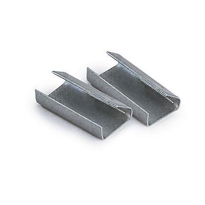 Semi-open metal seals