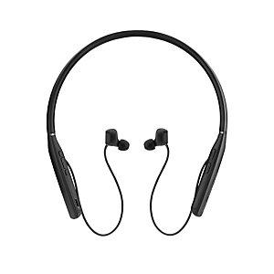 Sennheiser EPOS ADAPT 460 T, Auriculares, Dentro de oído, Banda para cuello, Negro, Plata, Binaural, Botón, Botones 1000205
