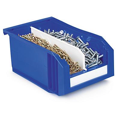 Séparateur longitudinal pour bac à bec plastique haute résistance