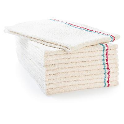 Serpillières bouclée coton