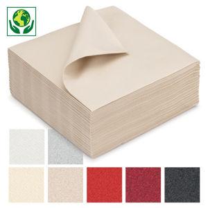 Serviette aspect tissu