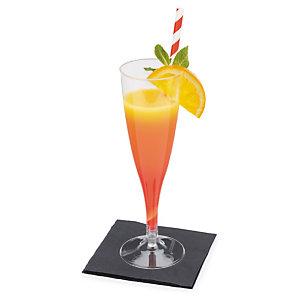 Serviette cocktail