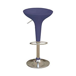 Sgabello bar, Blu