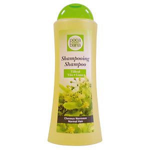 Shampoing Poca Bana Tilleul, flacon de 500 ml