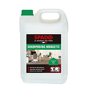 Shampooing moquette Spado Pro 5 L