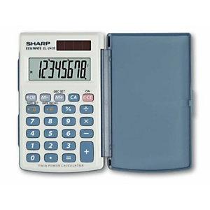 Sharp, Calcolatrici, El 243 eb, EL243EB