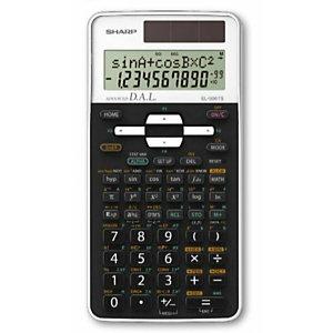 Sharp, Calcolatrici, El506tsbwh, SH-EL506TSBWH