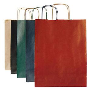 Shoppers - Colori assortiti Autunno - F.to cm 27 x 11 x 36 (confezione 25 pezzi)