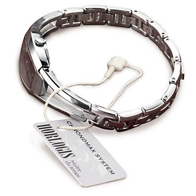 Attache cordon à serrage fixe##Sicherheitsfäden aus weichem Polyester
