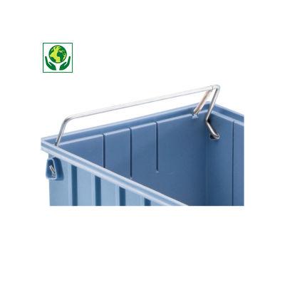 Sicherungsbügel für Regalkästen