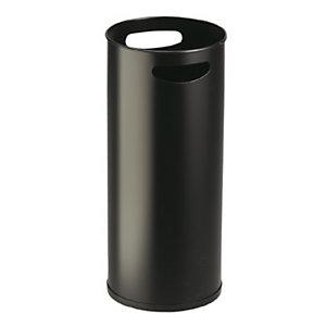 sie Paragüero metal negro