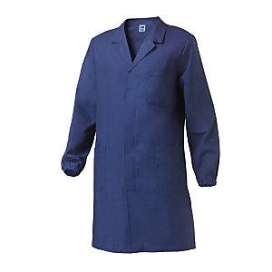 SIGGI GROUP Camice uomo tecnico Capri, Taglia S, Blu