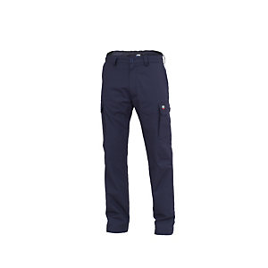 SIGGI GROUP Pantalone multitasche Amsterdam Light, Taglia S, Blu