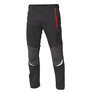 SIGGI GROUP Pantalone stretch Finder, Taglia XXL, Grigio