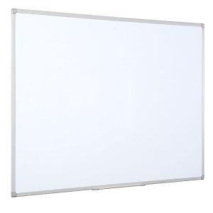 Simply Lavagna da muro, Superficie in melamina, Cornice in Alluminio, 600 mm x 450 mm<BR>