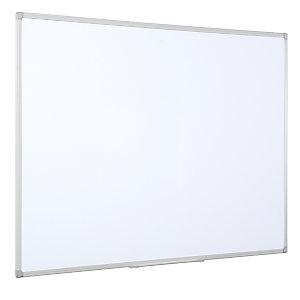 Simply Pizarra blanca, superficie de melamina de borrado en seco, 60 x 45 cm