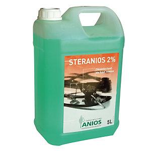 Désinfectant de haut niveau Steranios 2%, 5 L