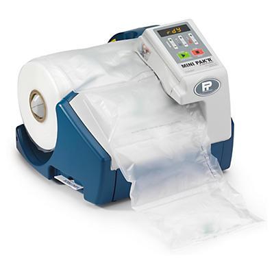 Sistema di riempimento a cuscini d'aria MINI PAK'R