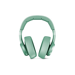 Sitecom Fresh 'n Rebel Clam, Inalámbrico, Diadema, Binaural, Circumaural, 240 g, Color menta 3HP300MM