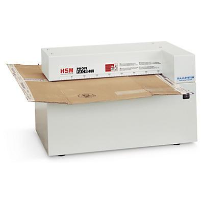 Skartovačky krabic HSM