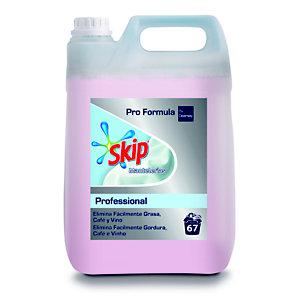 Skip Mantelerías Professional Detergente especial mantelerías, 5 l, 67 lavados