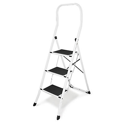 Skladací rebrík 3 schodíky