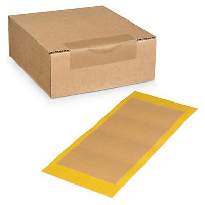 Pastille et bande adhésive en papier Raja##Sluitzegel van papier Raja