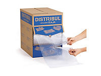 Small bubble wrap dispenser box