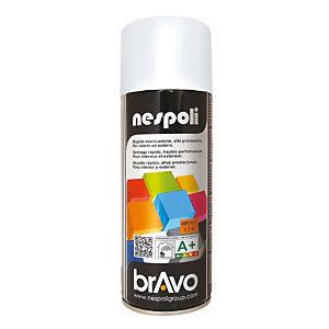 Smalto brillante acrilico, Bomboletta spray da 400 ml, Bianco lucido
