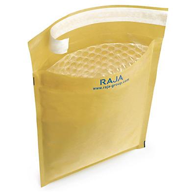 Sobre marrón acolchado con burbujas RAJA®