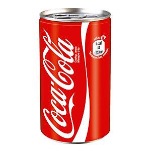 Soda Coca-Cola, en canette, lot de 24 x 15 cl
