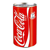 Soda Coca-Cola, en canette, lot de 24 x 15 cl##Coca cola 24 x 15 cl