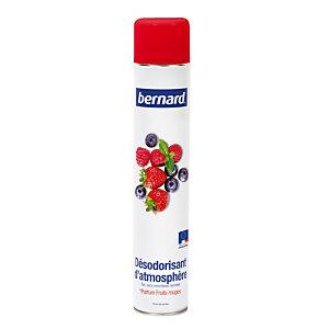 Désodorisant Bernard fruits rouges aérosol 750 ml
