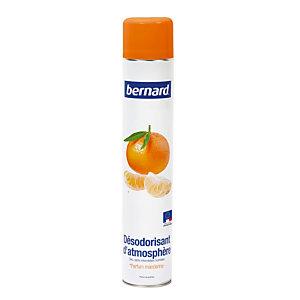 Désodorisant Bernard mandarine aérosol 750 ml