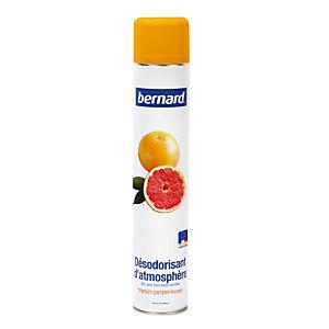 Désodorisant Bernard pamplemousse aérosol 750 ml