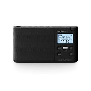 Sony, Audio portatile / hi fi, Radio dab/dab+ xd-rs41d nero, XDRS41DB.EU8