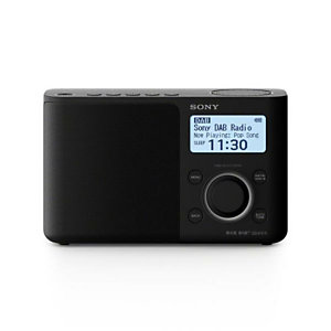 Sony, Audio portatile / hi fi, Radio dab/dab+ xd-rs61d nero, XDRS61DB.EU8