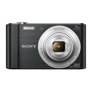 Sony, Fotocamere digitali, Dsc-w810 black, DSCW810B.CE3