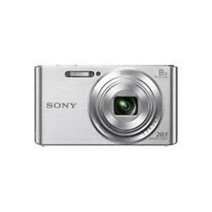 Sony, Fotocamere digitali, Dsc-w830 silver, DSCW830S.CE3