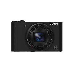 Sony, Fotocamere digitali, Dsc-wx500 black, DSCWX500B.CE3
