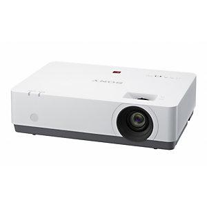 "Sony VPL-EW455, 3500 lúmenes ANSI, 3LCD, WXGA (1280x800), 16:10, 762 - 7620 mm (30 - 300""), 20000:1"