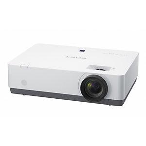 "Sony VPL-EX575, 4200 lúmenes ANSI, 3LCD, XGA (1024x768), 4:3, 762 - 7620 mm (30 - 300""), 20000:1"