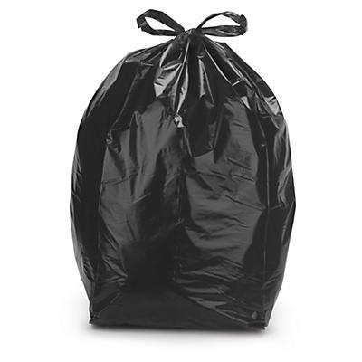 Søppelsekker med knytehåndtak - basic