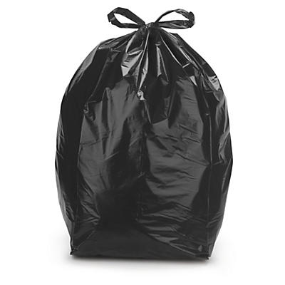 Sopsäckar med knytband - basic