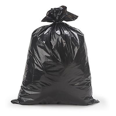 Sort affaldssække