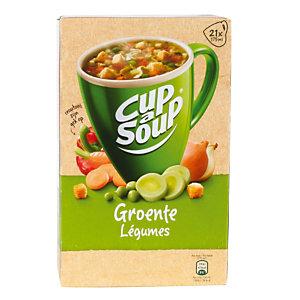 Soupe de légumes, 21 sachets