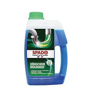 SPADO déboucheur biologique liquide - Flacon 1 L
