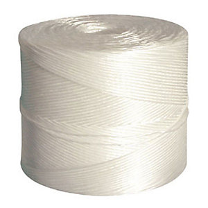Spago in polipropilene - Diametro 2 mm x 1000 m - Titolo 1/500 - Peso 2000 gr.